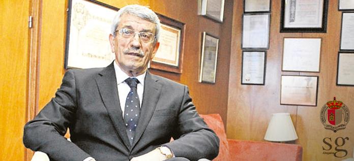 Joaquín Sánchez Garrido. Toledo