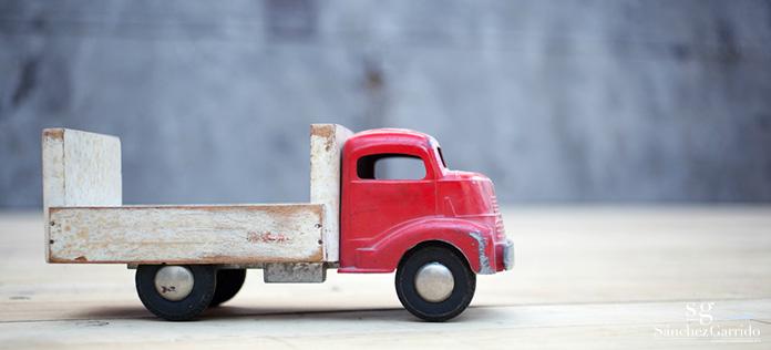 cartel camiones reclamar