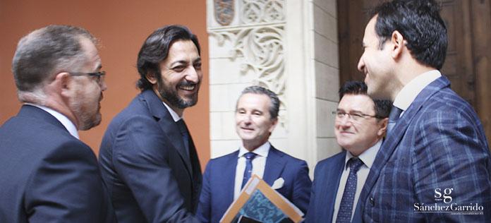 Profesionales de urbanismo de Toledo. Joaquín Sánchez Garrido Juarez