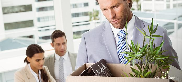 novedades despidos contratos temporales