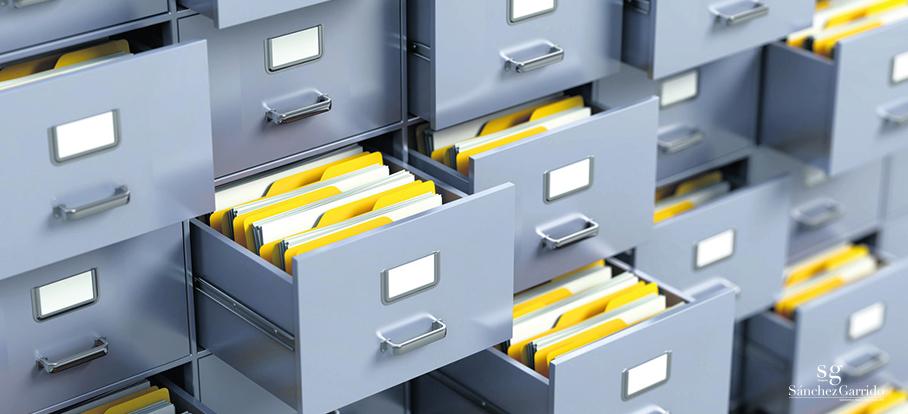 El 25 de Mayo entra en vigor la nueva Ley de Protección de Datos