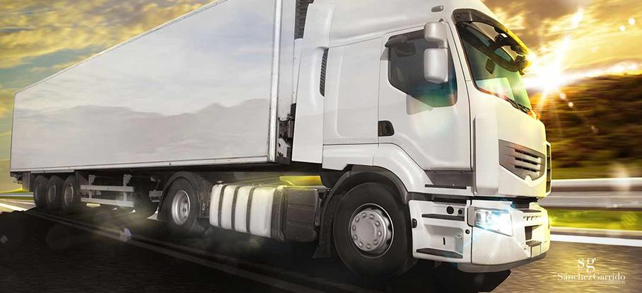 Cartel Camiones Fabricantes Notificados