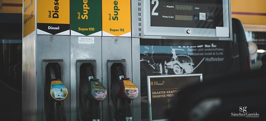 etiquetado gasolina diesel
