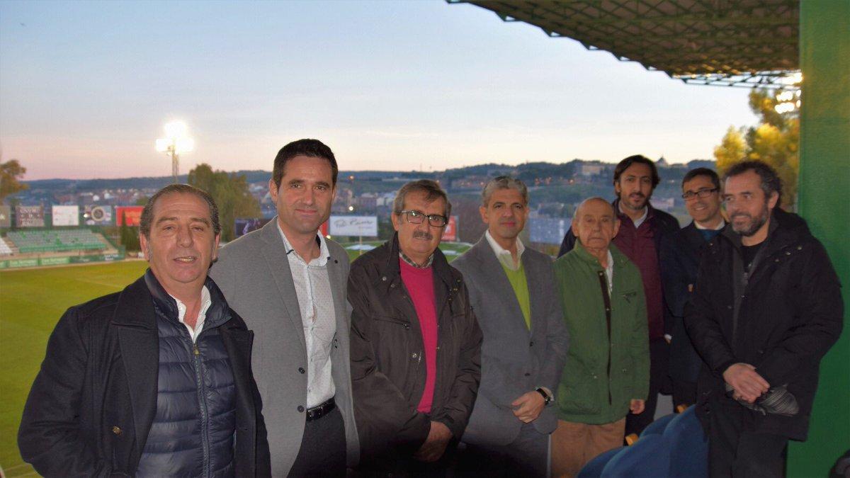 Junta consultiva club deportivo toledo en el salto del caballo