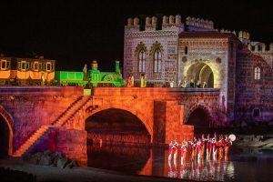Puy du Fou ha hecho que Toledo cumpla su sueño