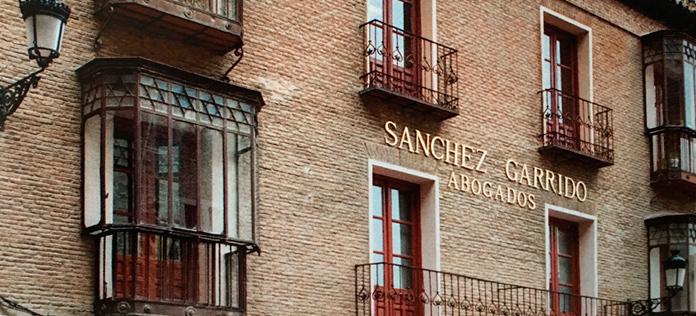 Sánchez Garrido Abogados en Toledo