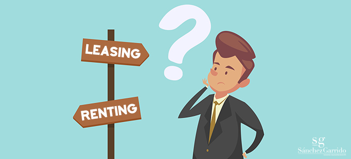 leasing renting